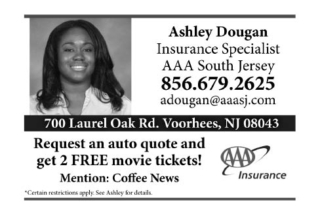 Ashley Dougan - AAA Insurance